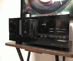 پایونیر 101 دیسک سی دی پلیر PD-F908